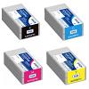 Original Epson S02060 CMYK Multipack Ink Cartridges (S020601 / S020602 / S020603 / S020604)