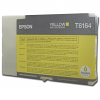 Original Epson T6164 Yellow Ink Cartridge (C13T616400)