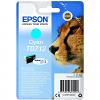 Original Epson T0712 Cyan Ink Cartridge (C13T07124011)