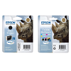 Original Epson T1001 / T1006 CMYK Multipack High Capacity Ink Cartridges (C13T10014010 / C13T10064010)