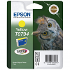 Original Epson T0794 Yellow Ink Cartridge