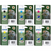 Original Epson T079 C, M, Y, K, LC, LM Multipack Ink Cartridges
