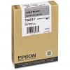 Original Epson T6057 Light Black Ink Cartridge (C13T605700)