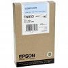 Original Epson T6055 Light Cyan Ink Cartridge (C13T605500)