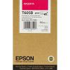 Original Epson T605B Magenta Ink Cartridge (C13T605B00)