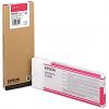 Original Epson T606B Magenta High Capacity Ink Cartridge (C13T606B00)