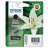 Original Epson T0591 Black Ink Cartridge (C13T05914010)