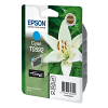 Original Epson T0592 Cyan Ink Cartridge (C13T05924010)