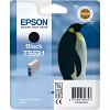 Original Epson T5591 Black Ink Cartridge (C13T55914010)