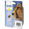 Original Epson T0714 Yellow Ink Cartridge (C13T07144011)