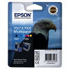 Original Epson T007 / T008 Black & Colour Combo Pack Ink Cartridges (C13T00740310)