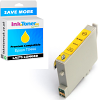 Premium Compatible Epson T0444 Yellow High Capacity Ink Cartridge (C13T04444010)