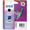 Original Epson T0801 Black Ink Cartridge (C13T08014011)