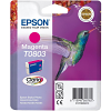 Original Epson T0803 Magenta Ink Cartridge (C13T08034010)