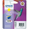 Original Epson T0804 Yellow Ink Cartridge (C13T08044010)