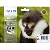Original Epson T0895 CMYK Multipack Ink Cartridges (C13T08954010)