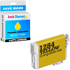 Premium Compatible Epson T1284 Yellow Ink Cartridge (C13T12844011)