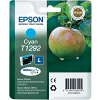 Original Epson T1292 Cyan Ink Cartridge