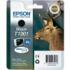 Original Epson T1301XL Black High Capacity Ink Cartridge