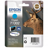 Original Epson T1302XL Cyan High Capacity Ink Cartridge (C13T13024010)