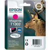 Original Epson T1303XL Magenta High Capacity Ink Cartridge (C13T13034010)