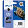 Original Epson T1578 Matte Black Ink Cartridge (C13T15784010)