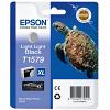 Original Epson T1579 Light Light Black Ink Cartridge (C13T15794010)