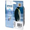 Original Epson T5595 Light Cyan Ink Cartridge (C13T55954010)