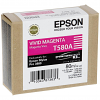 Original Epson T580A Vivid Magenta Ink Cartridge (C13T580A00)