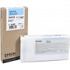 Original Epson T6535 Light Cyan Ink Cartridge (C13T653500)