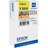 Original Epson T7014XXL Yellow Extra High Capacity Ink Cartridge (C13T70144010)