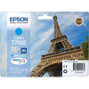 Original Epson T7022XL Cyan High Capacity Ink Cartridge (C13T70224010)