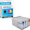 Compatible Epson T703 CMYK Multipack Ink Cartridges