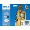 Original Epson T7032 Cyan Ink Cartridge (C13T70324010)