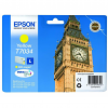 Original Epson T7034 Yellow Ink Cartridge (C13T70344010)
