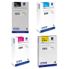 Original Epson T755XL CMYK Multipack High Capacity Ink Cartridges (T7551 / T7552 / T7553 / T7554)