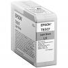 Original Epson T8507 Light Black Ink Cartridge