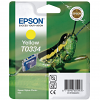Original Epson T0334 Yellow Ink Cartridge (C13T03344010)