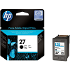 Original HP 27 Black Ink Cartridge (C8727AE)