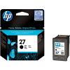 Original HP 27 Black Ink Cartridge (C8727AE)