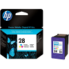 Original HP 28 Colour Ink Cartridge (C8728AE)