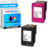 Premium Compatible HP 300 Black & Colour Combo Pack Ink Cartridges (CN637EE)