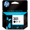 Original HP 301 Black Ink Cartridge (CH561EE)