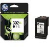 Original HP 302XL Black High Capacity Ink Cartridge (F6U68AE)