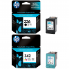 Original HP 336 / 342 Black & Colour Combo Pack Ink Cartridges (C9362EE & C9361EE)