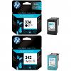 Original HP 336 / 342 Black & Colour Combo Pack Ink Cartridges (C9362EE & C9361EE)