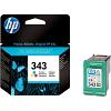 Original HP 343 Colour Ink Cartridge (C8766EE)
