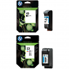 Original HP 45 / 23 Black & Colour Combo Pack Ink Cartridges (51645AE & C1823DE)