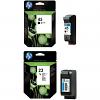 Original HP 45 / 23 Black & Colour Combo Pack Ink Cartridges (51645AE & C1823DE)