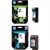 Original HP 45 / 78 Black & Colour Combo Pack Ink Cartridges (51645AE & C6578DE)